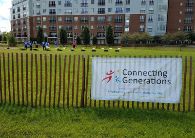 Connecting Generations - 1st Annual Cornhole Cup